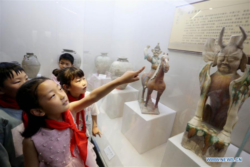 China prepares numerous activities for International Museum Day