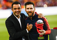 Messi wins fifth Golden Shoe