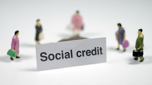 Social credit system must bankrupt discredited people: former official