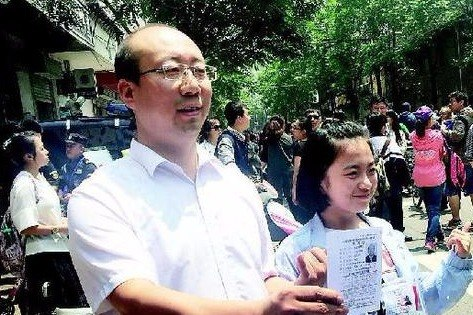 39-year-old to sit gaokao again