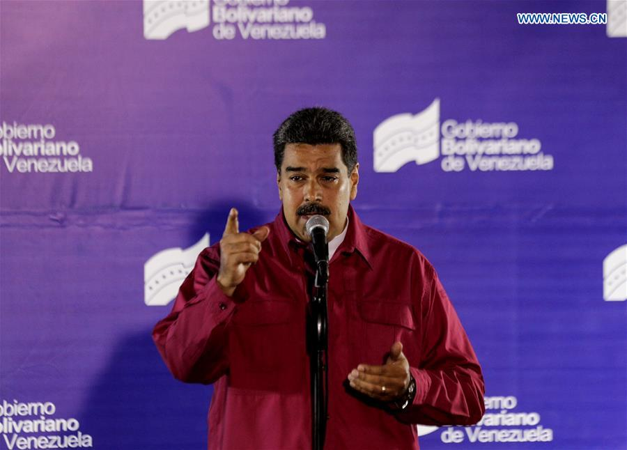 Washington escalates rhetoric, moves against Caracas after election