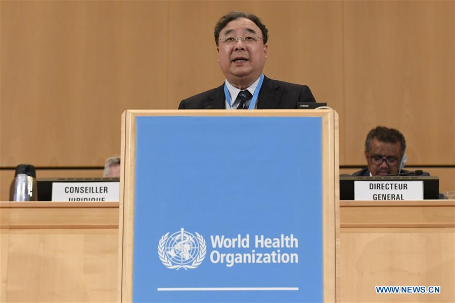China willing to cooperate with other countries to reduce health injustice: minister