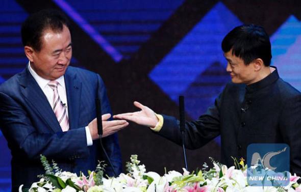 Wang Jianlin deposes Jack Ma from billionaire perch