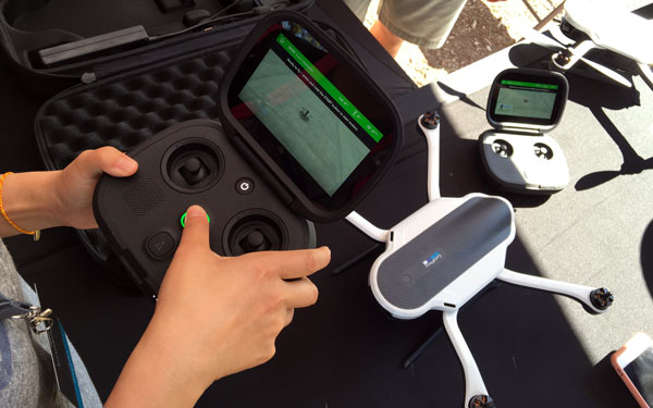 GoPro's Karma drone arrives in China to stir the market