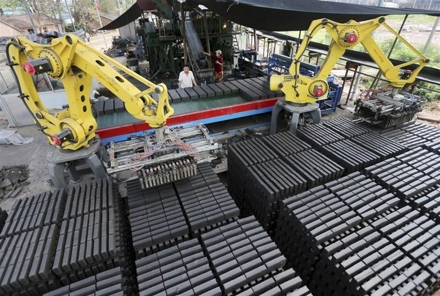 China industrial profits hit a 3-month high