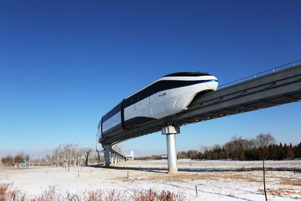 BYD demonstrates self-driving SkyRail system