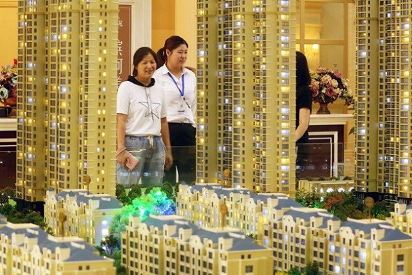 Image result for chinese housing market 2018