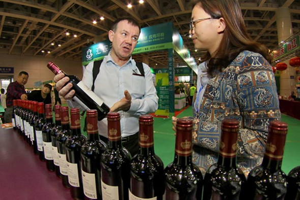 China may overtake UK in wine consumption
