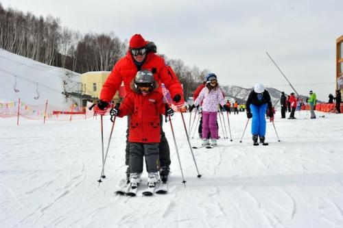 China's winter sports industry set to boom