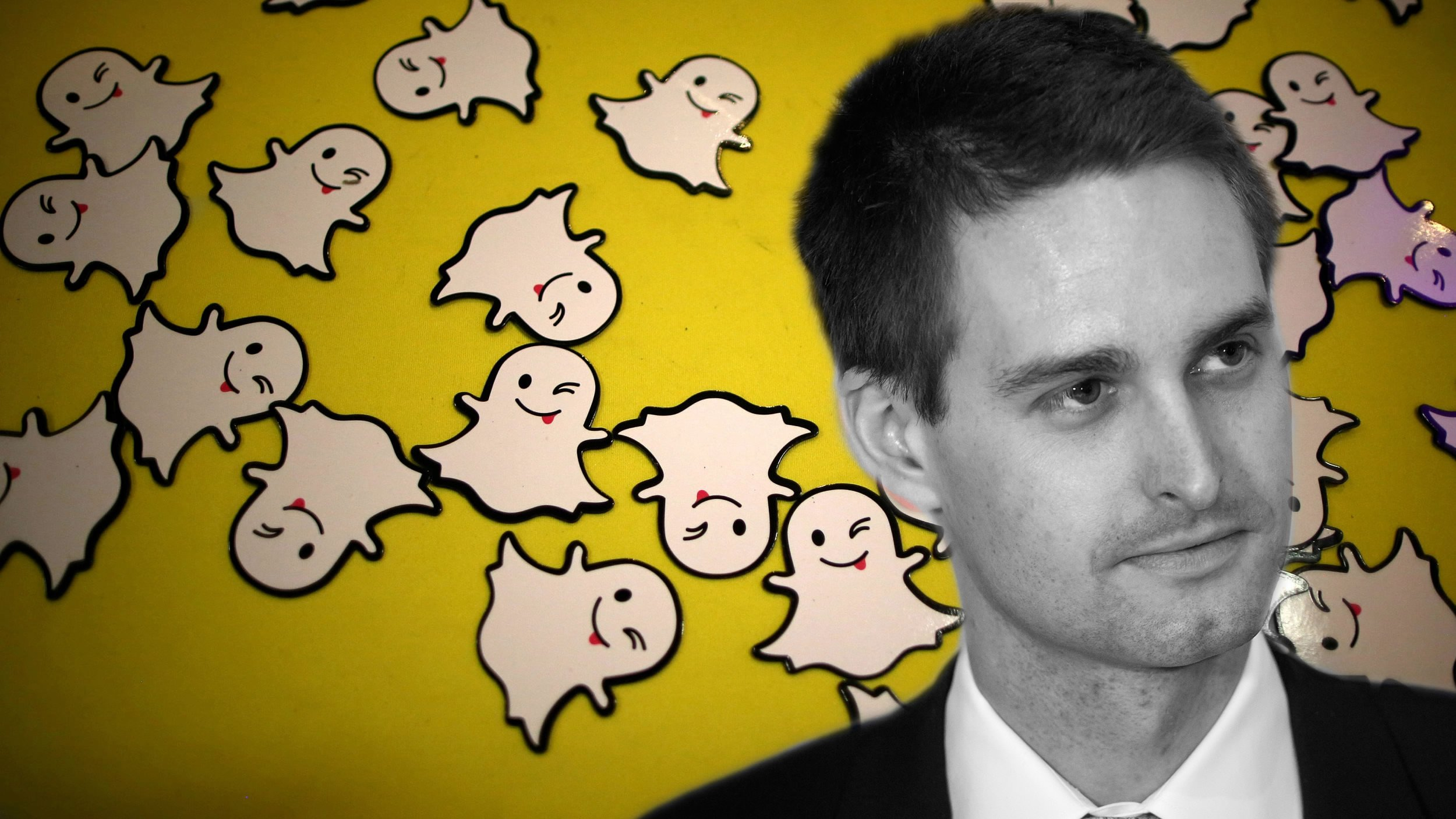 Snapchat's Evan Spiegel tops 2017 executive pay with $638 mln