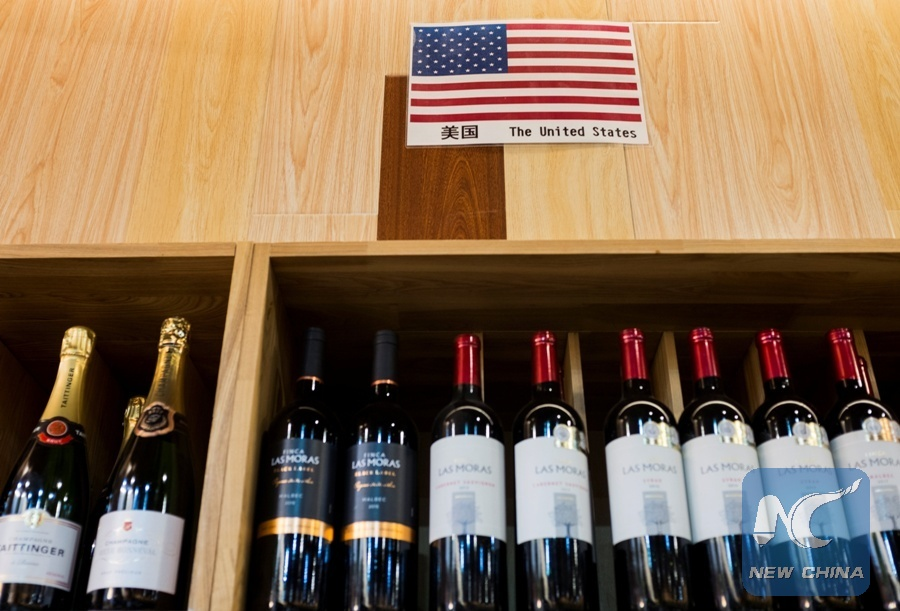 U.S. vintners fear potential pushback from Chinese consumers