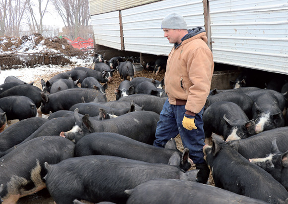 Pork farmers want leaders to talk