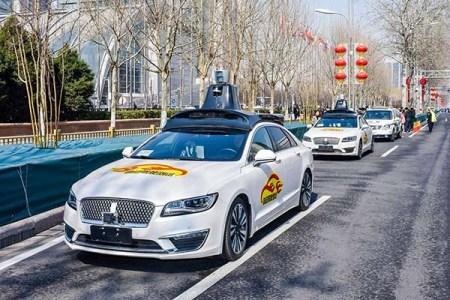 中国:正在加快其智能汽车行业的战略计划