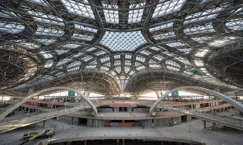 Beijing new airport starts public bidding for restaurants