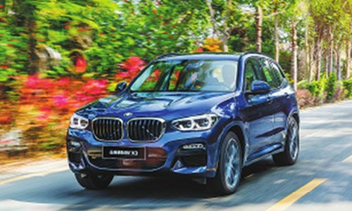 BMW targets Chinese customers with launch of latest premium mid-size SUV