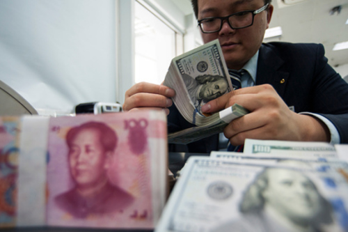 Foreign exchange reserves slip slightly in March