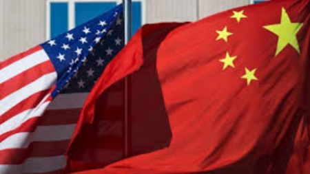 China's trade surplus with U.S. widens by nearly 44% in April