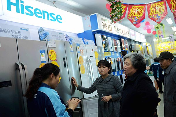 Hisense offers best bid for Slovenia's Gorenje