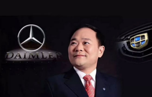 Geely defends disclosure practices in Daimler share deal