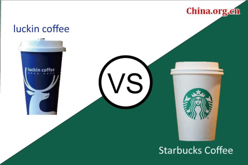 Chinese coffee startup files monopoly suit against Starbucks