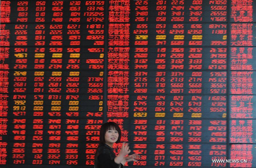 Chinese investors most willing to increase stock holdings, survey finds