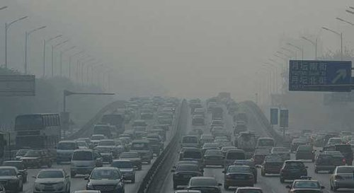 Beijing to resume odd-even car ban during heavy pollution