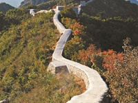 Questionable repair damages 'wild' Great Wall