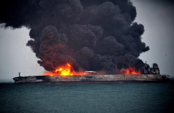 Negligence possible cause of oil tanker collision: expert