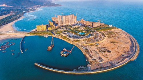 China to roll out stricter controls over land reclamation
