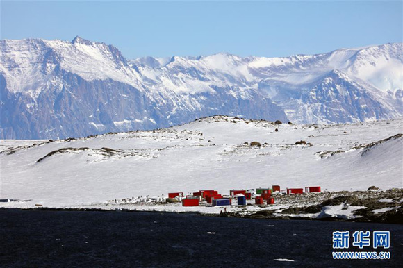 Administration: unattended Chinese stations in Antarctic not open to visitors