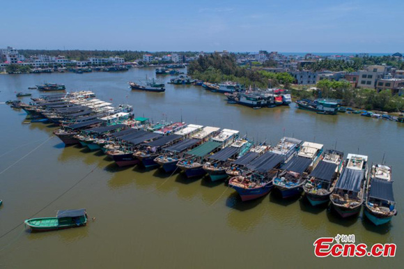 China to build 10 fishing port clusters before 2025