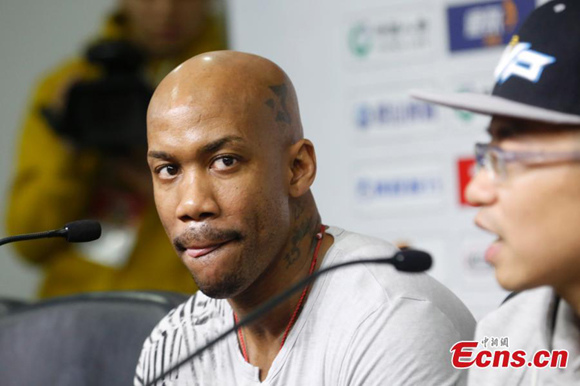 Former NBA star Marbury: China is my home