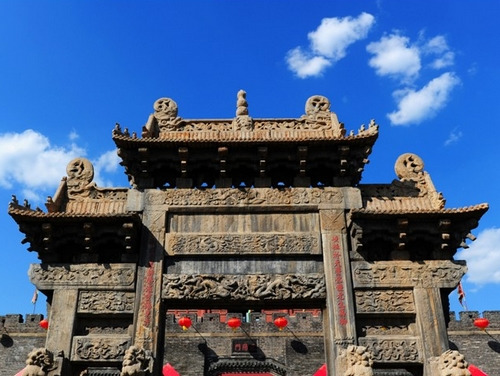 Dai Temple A Holy Place Of Taoism Headlines Features