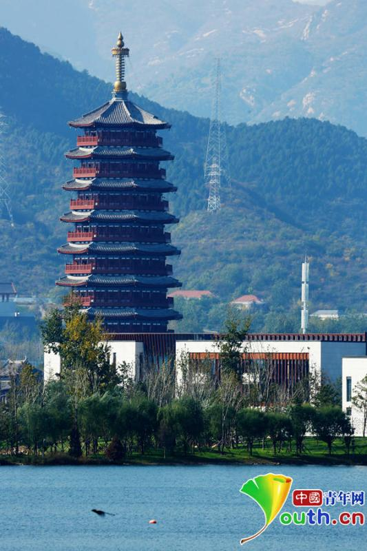 Yanqi Lake Beijing Yanqi Lake Venue For Apec