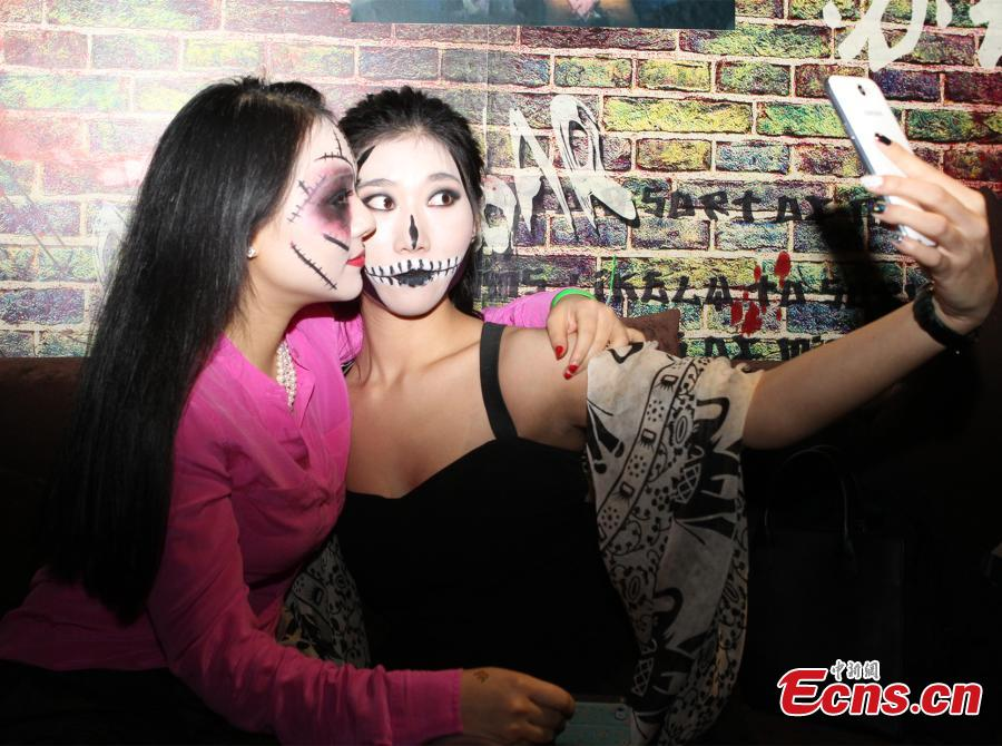 halloween gains popularity in china 19