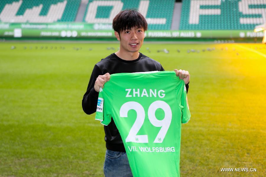 Zhang Wolfsburg
