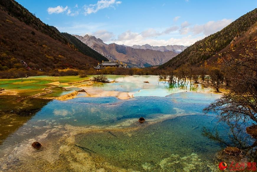 Huanglong: a mysterious and beautiful land(3/11)