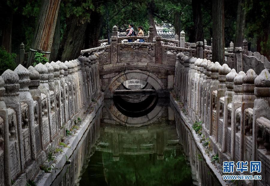 D Exhibition China : Ancient bridges in china