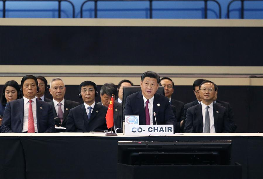 Chinese, African leaders upgrade relations as historic summit closes