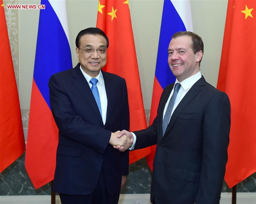 China, Russia vow to enhance pragmatic cooperation