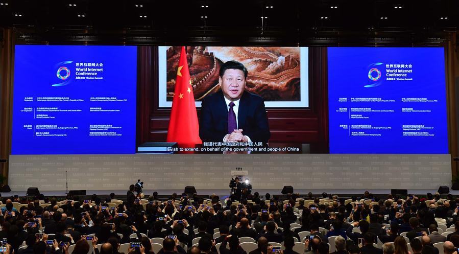 3rd World Internet Conference opens in Wuzhen
