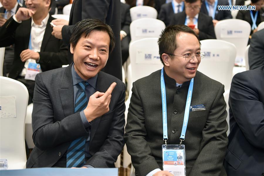 Internet bigwigs attend 3rd WIC in Wuzhen