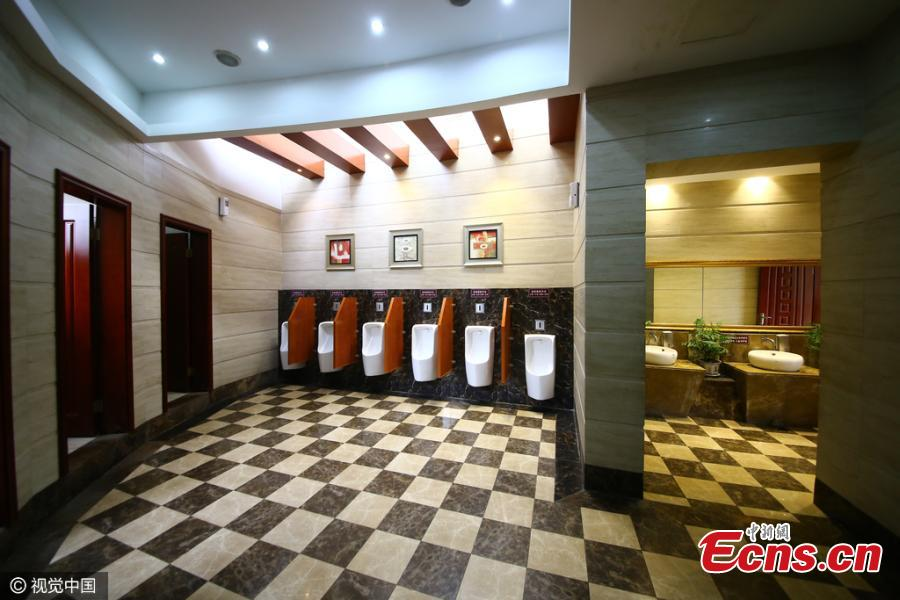 Chongqing Builds Five Star Public Toilet1 4