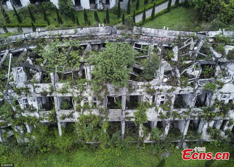 Wenchuan to mark 9th anniversary of deadly quake(5/6)
