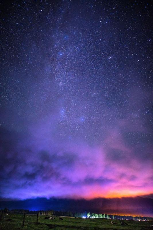 Beautiful Night Sky In Kanas Xinjiang 1 5