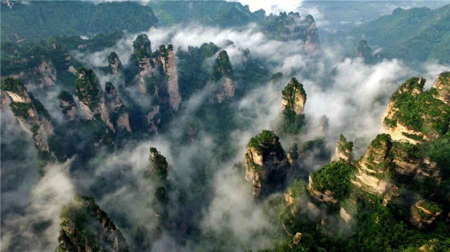 Aerial China 10 Recommended Chinese Destinations With Beautiful Aerial Views 1 10