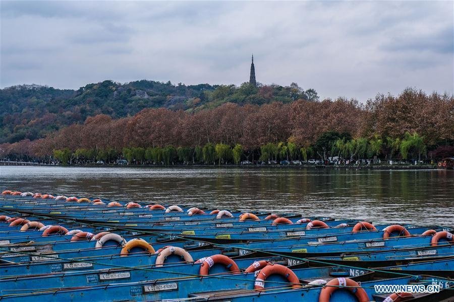 Winter Scenery Of West Lake Scenic Spot In Hangzhou 6  10
