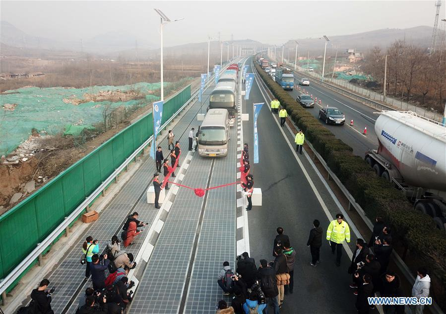China S Solar Expressway Meets Light Of Day 1 6
