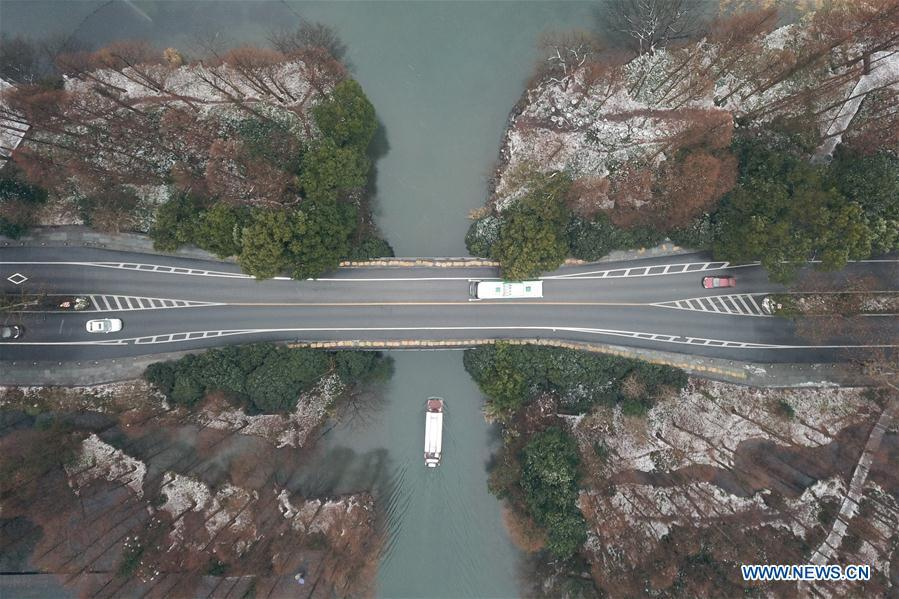 Snow Scenery Of West Lake In Hangzhou 1  6