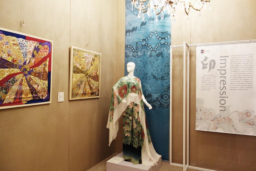 The exhibition hall of Impression. (Photo provided to Chinaculture.org)